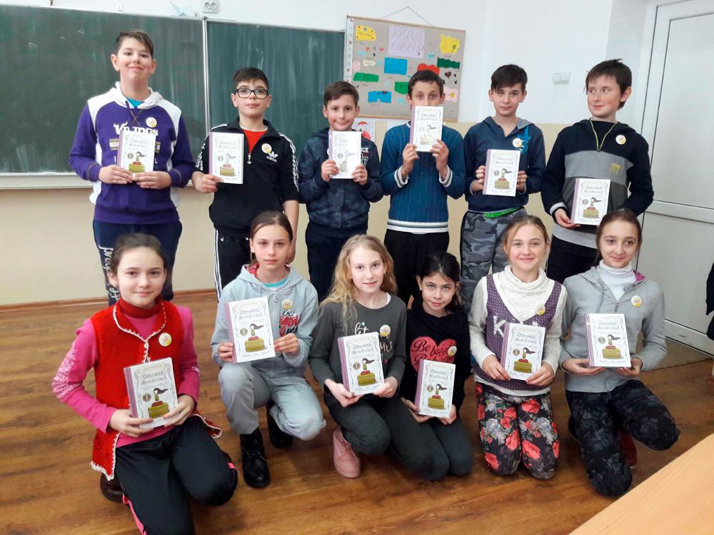 Școala Gimnazială Josenii Bârgăului